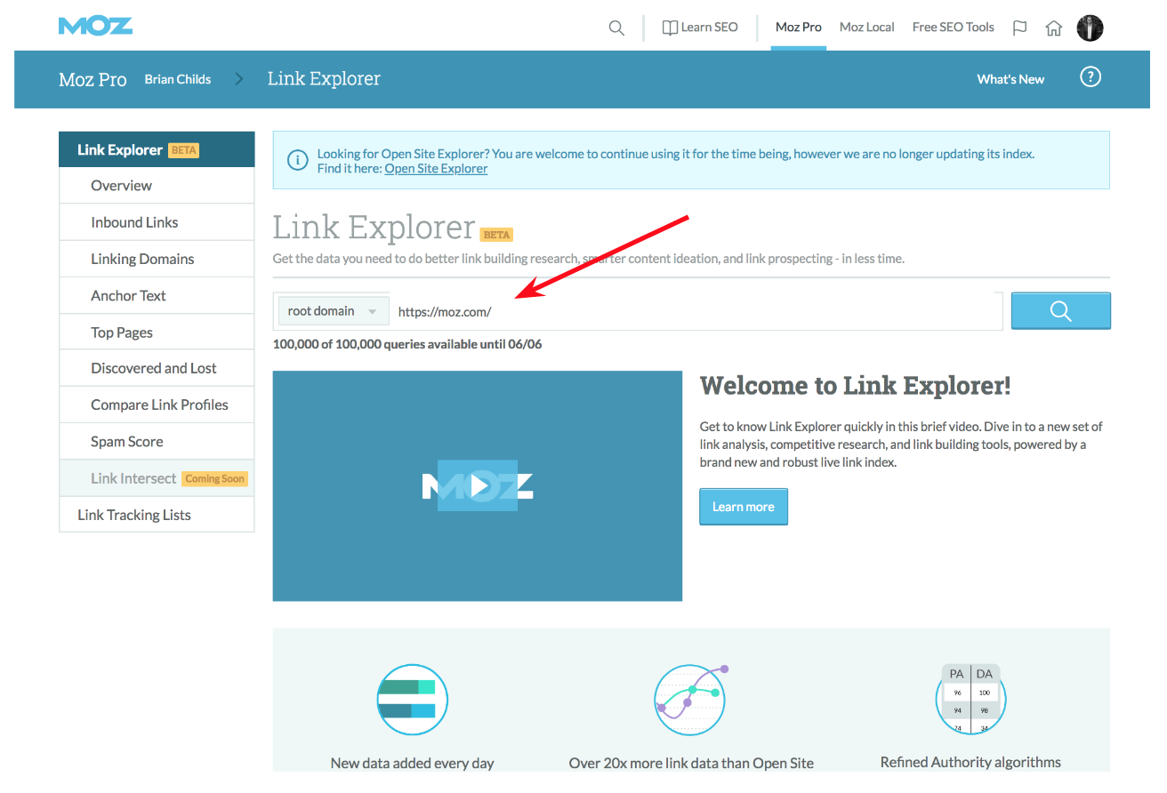 How to Find Backlinks [To Any Website] - Moz