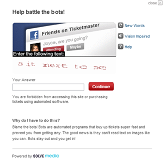 Having a CAPTCHA is Killing Your Conversion Rate - Moz