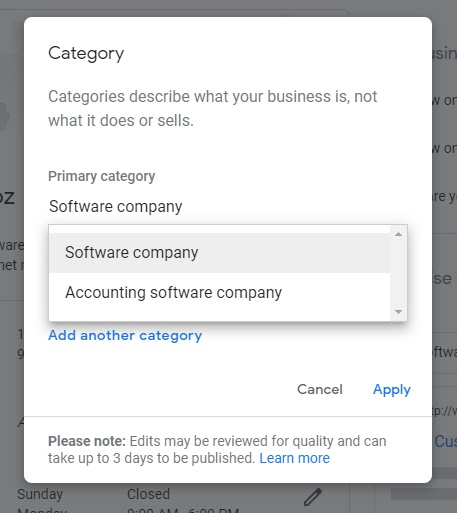 How to Choose Google My Business Categories (With Cool Tools!) 13