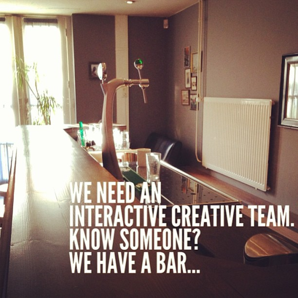 wieden kennedy on instagram wkamsterdam recruiting