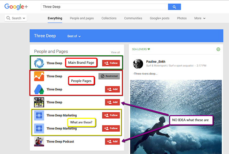 G+ Search 10-29 Annotated