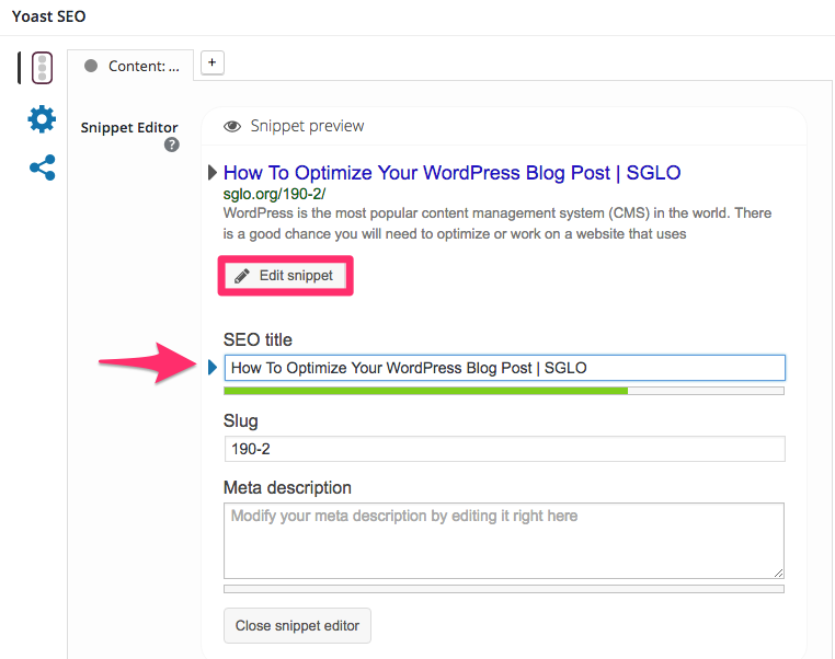 The Start-to-Finish Guide to Optimizing Your WordPress Blog