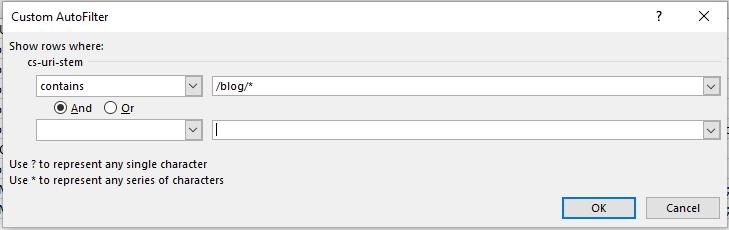 谷歌SEO:5种方法可以使用日志文件分析来揭示宝贵的SEO洞察力-第33张图片