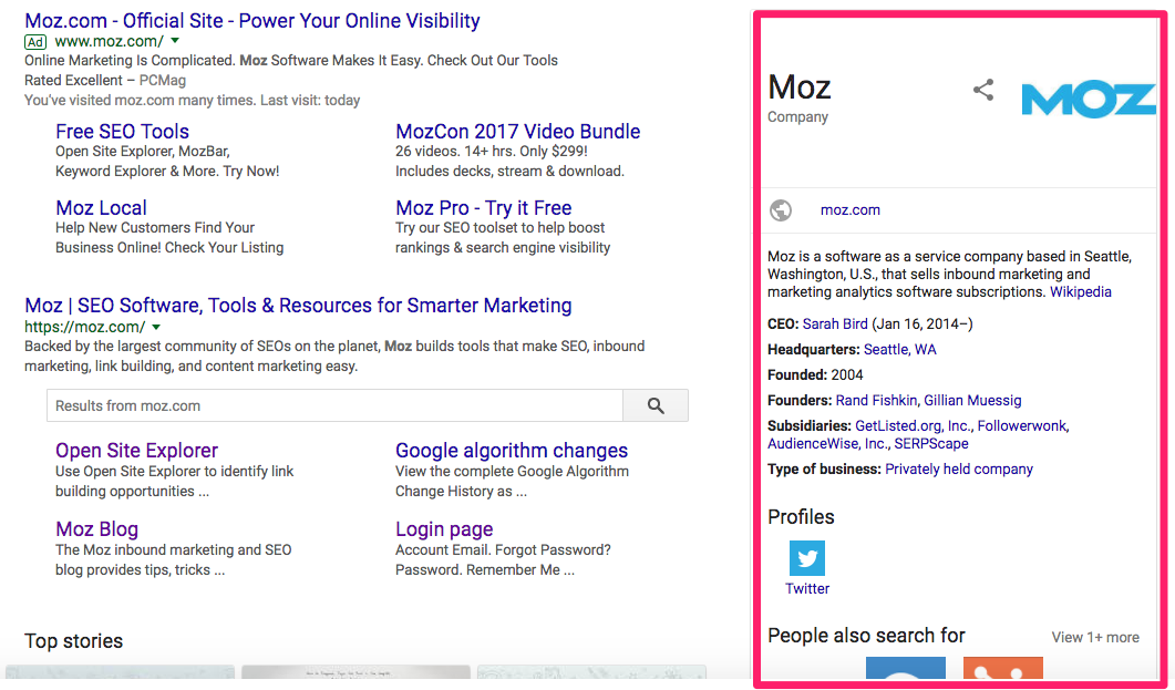 the beginner s guide to structured data for seo a two part series moz