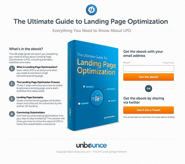 The Most Entertaining Guide To Landing Page Optimization Youll Ever